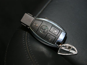 2010款AMG SLK 55 钥匙