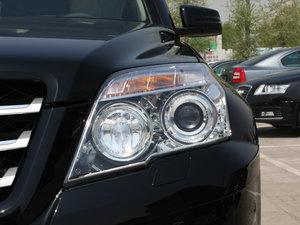2011款GLK 350 4MATIC 头灯