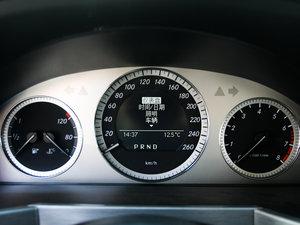 2011款GLK 350 4MATIC 仪表
