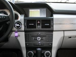 2011款GLK 350 4MATIC 中控台