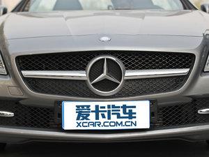 2011款SLK 200 时尚型 中网