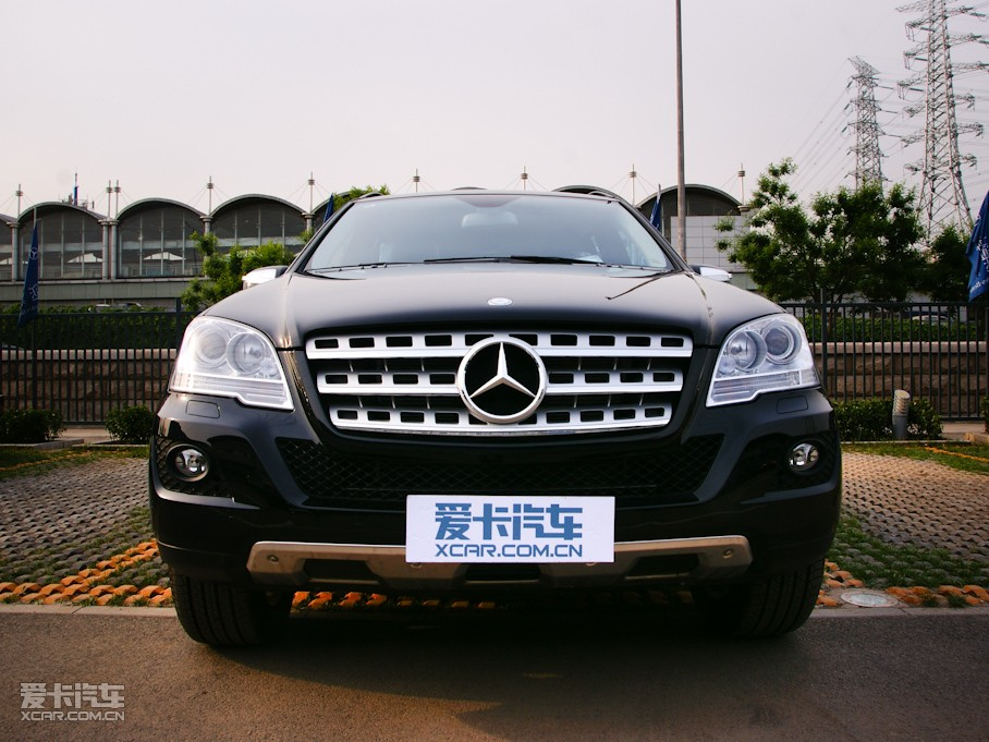 2010款ML 300 4MATIC 纯正