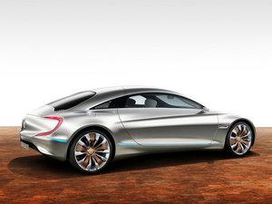 2013款氢动力 概念车 整体外观