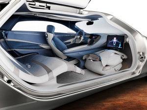 2013款氢动力 概念车 空间座椅