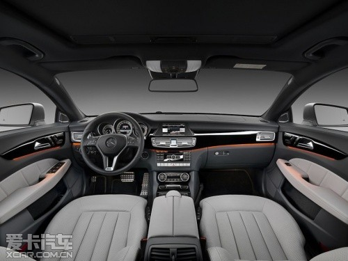 奔驰2013款奔驰cls级 高清图片