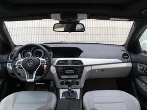 2013款C 180 轿跑版 中控区