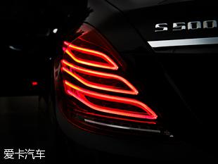 奔驰(进口)2014款奔驰S级