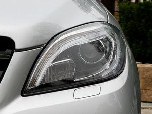 2014款ML 400 4MATIC 豪华型 头灯