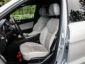 2014款ML 400 4MATIC 豪华型 前排座椅