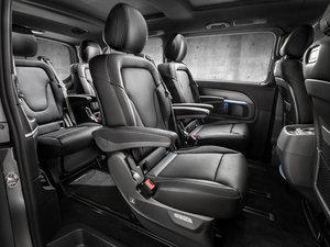 2016款AMG Line 空间座椅