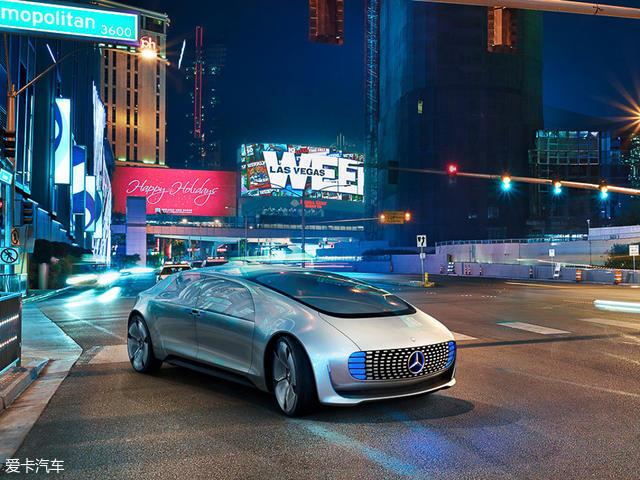 奔驰(进口)2015款奔驰F015