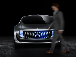2015款Luxury in Motion概念车 整体外观