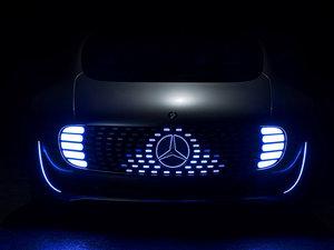 2015款Luxury in Motion概念车 细节外观