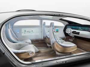 2015款Luxury in Motion概念车 空间座椅