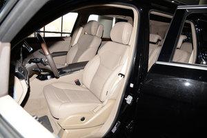 2015款GL 400 4MATIC豪华型 前排座椅
