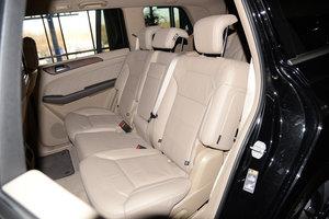 2015款GL 400 4MATIC豪华型 后排座椅