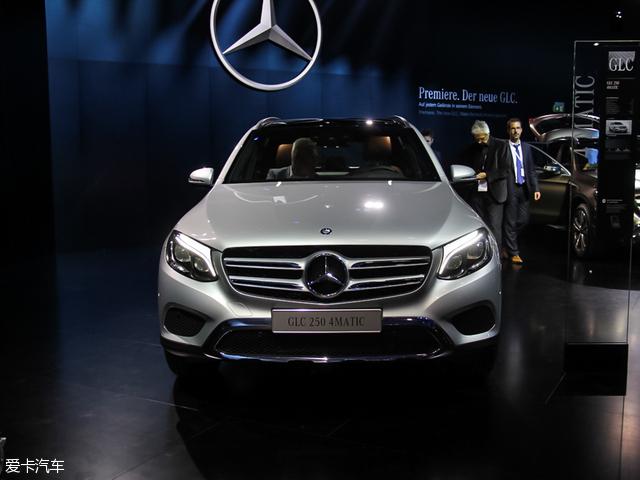 奔驰(进口)2016款奔驰GLC级