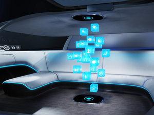 2016款Tokyo概念车 空间座椅