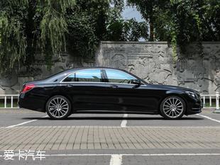 奔驰(进口)2016款奔驰S级