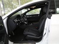 空间座椅奔驰CLS级猎装车前排空间