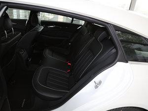 2016款CLS 260 猎装车 后排座椅