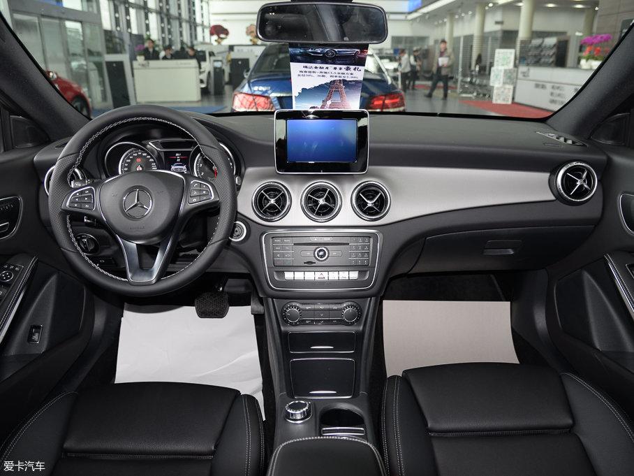 奔驰(进口)2017款奔驰CLA级