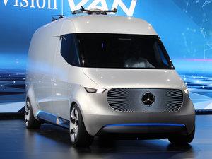 奔驰Vision Van