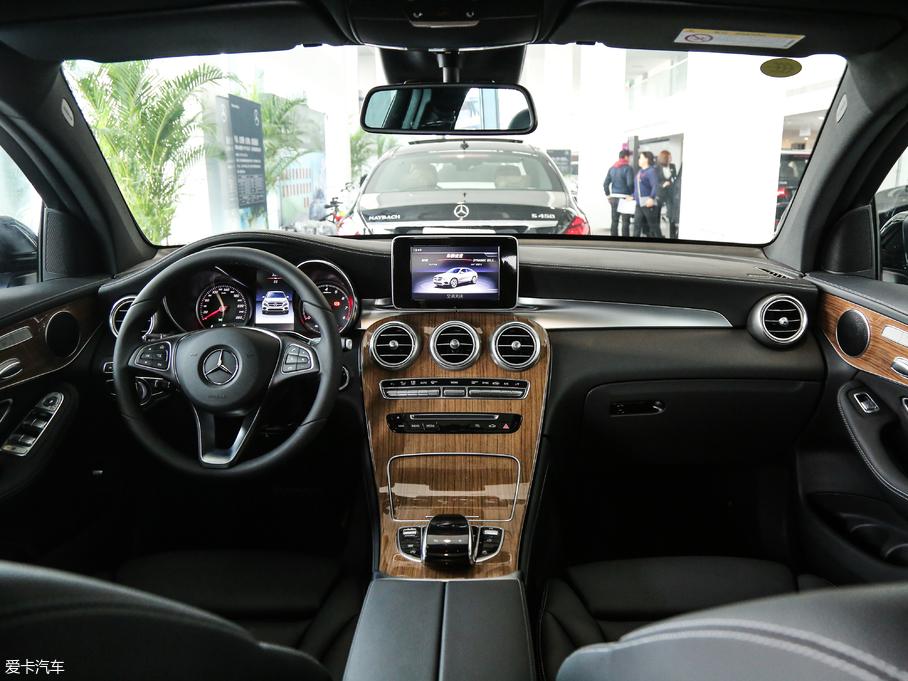 奔驰(进口)2017款奔驰GLC 轿跑SUV