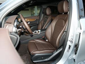 2017款GLC 260 4MATIC 轿跑SUV 前排座椅