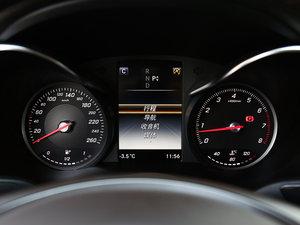 2017款GLC 260 4MATIC 轿跑SUV 仪表