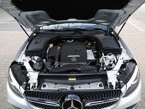 2017款GLC 260 4MATIC 轿跑SUV 发动机