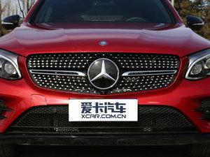 2017款GLC 300 4MATIC 轿跑SUV 中网