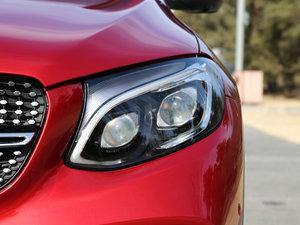 2017款GLC 300 4MATIC 轿跑SUV 头灯