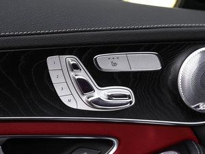 2017款GLC 300 4MATIC 轿跑SUV 座椅调节