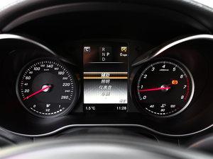2017款GLC 300 4MATIC 轿跑SUV 仪表