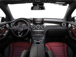2017款GLC 300 4MATIC 轿跑SUV 全景内饰
