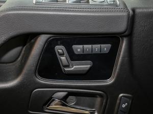 2017款G 500 座椅调节