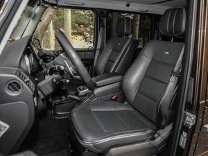 2017款G 500 前排座椅