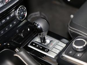 2017款G 500 变速挡杆