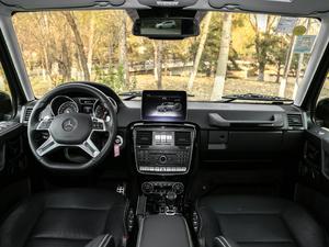 2017款G 500 全景内饰
