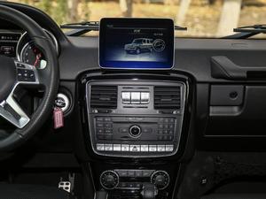 2017款G 500 中控台