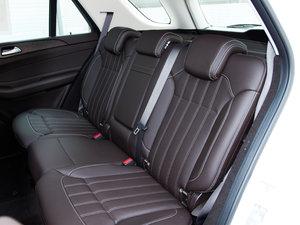 2017款GLE 320 4MATIC 动感型 后排座椅