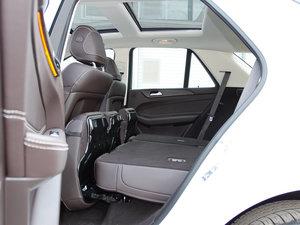 2017款GLE 320 4MATIC 动感型 后排座椅放倒