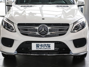 2017款GLE 400 4MATIC 中网