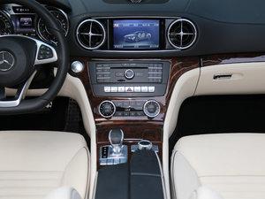 2017款SL 400 中控台
