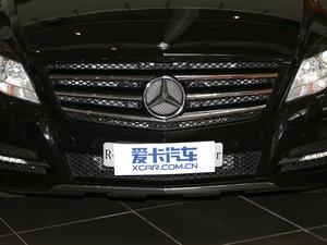 2017款R 400 4MATIC 臻藏版 中网