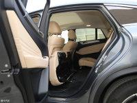 空间座椅奔驰GLE 轿跑SUV后排空间