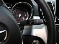 中控区奔驰GLE 轿跑SUV变速挡杆