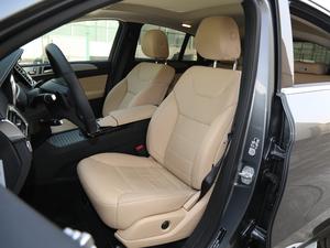2017款GLE 400 4MATIC 前排座椅