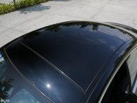 细节外观奔驰E级双门车顶